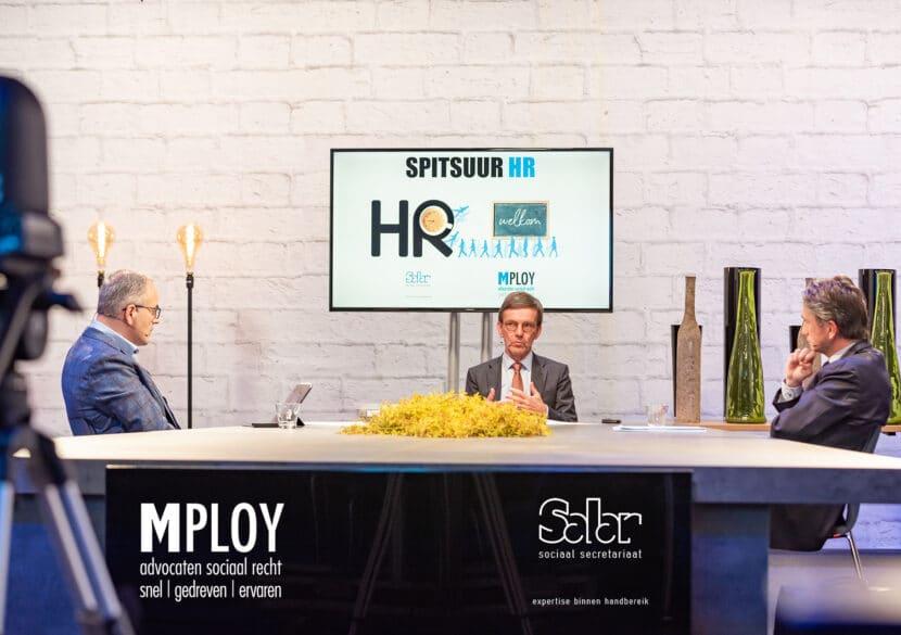 Spitsuur HR webinar
